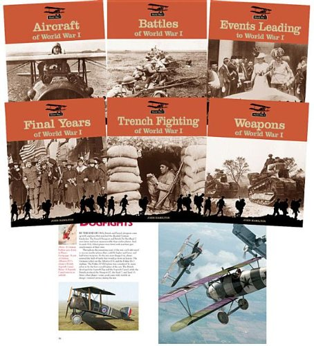 World War I (Hardback): John Hamilton