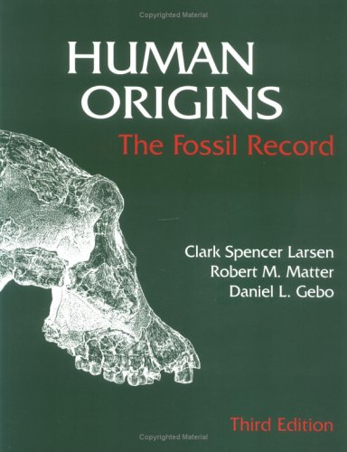 9781577660026: Human Origins : The Fossil Record