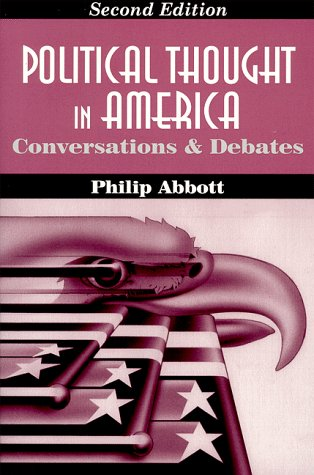 9781577660279: Political Thought in America: Conversations & Debates