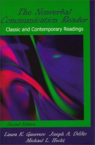 9781577660408: The Nonverbal Communication Reader: Classic and Contemporary Readings