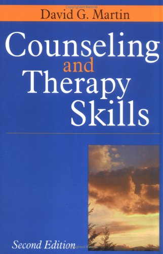 9781577660682: Counseling and Therapy Skills