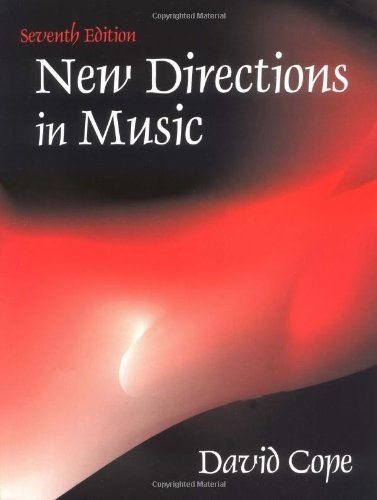 9781577661085: New Directions in Music