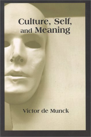 9781577661375: Culture, Self, and Meaning