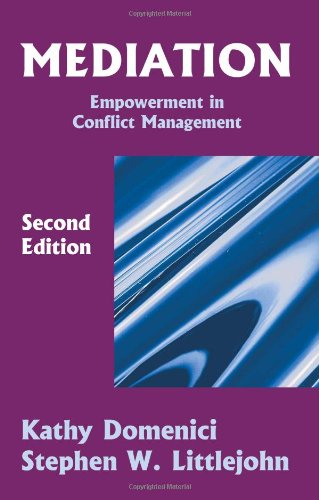 9781577661887: Mediation: Empowerment in Conflict Management, Second Edition