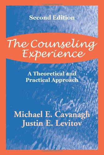 9781577661894: The Counseling Experience: A Theoretical and Pratical Approach