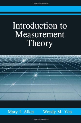 9781577662303: Introduction to Measurement Theory