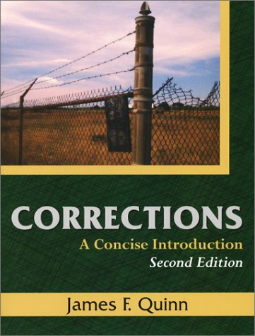 9781577662464: Corrections: A Concise Introduction