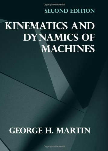 9781577662501: Kinematics and Dynamics of Machines - AbeBooks