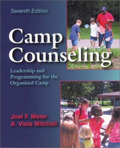 Camp Counseling : Leadership and Programming for: A. Viola Mitchell;