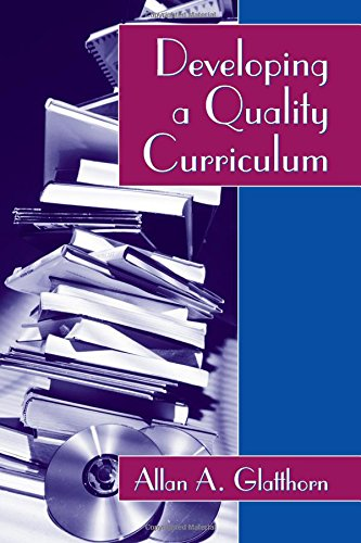 9781577663409: Developing a Quality Curriculum