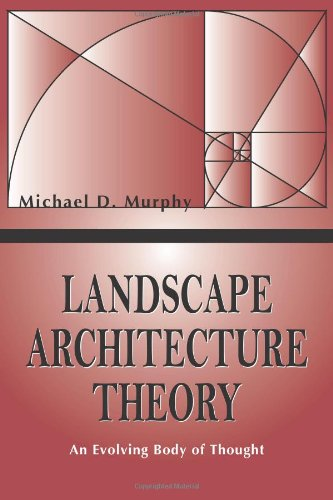 9781577663577: Landscape Architecture Theory: An Evolving Body of Thought