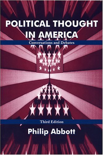9781577663607: Political Thought In America: Conversations And Debates