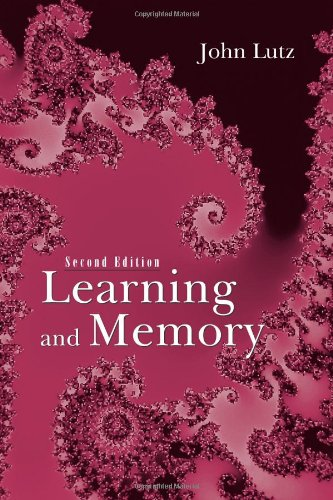 Learning and Memory: John Lutz