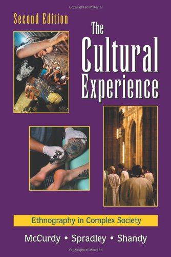 9781577663645: The Cultural Experience: Ethnography in Complex Society