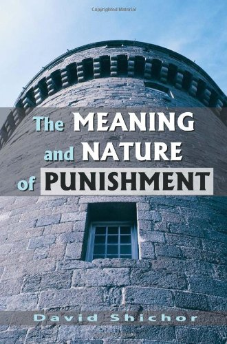 9781577663874: The Meaning And Nature of Punishment