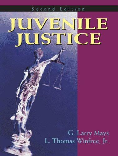 9781577664123: Juvenile Justice