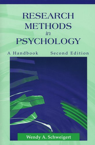 9781577664154: Research Methods in Psychology