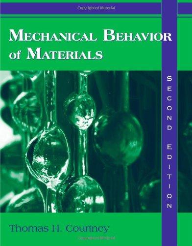9781577664253: Mechanical Behavior of Materials