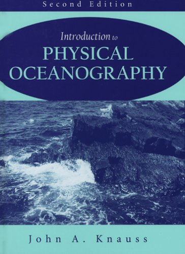 9781577664291: Introduction to Physical Oceanography