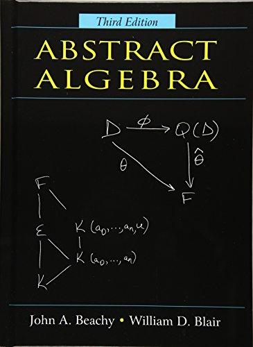 9781577664437: Abstract Algebra
