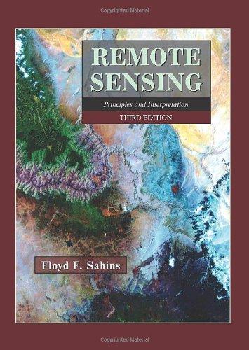 Remote Sensing: Principles and Interpretation