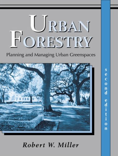 9781577665106: Urban Forestry: Planning and Managing Urban Greenspaces