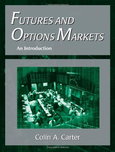 9781577665533: Futures and Options Markets: An Introduction