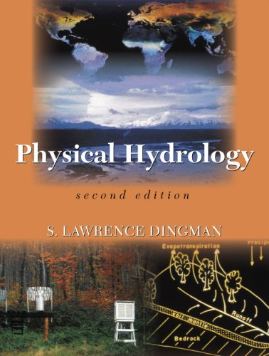 Physical Hydrology: Dingman, S. Lawrence