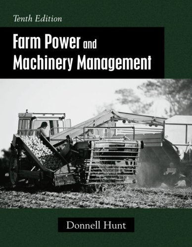 Farm Power and Machinery Management: Donnell Hunt