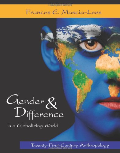 9781577665984: Gender and Difference in a Globalizing World: Twenty-First-Century Anthropology