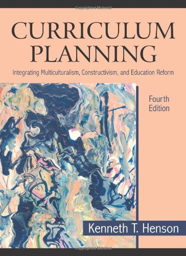 9781577666097: Curriculum Planning: Integrating Multiculturalism, Constructivism and Education Reform