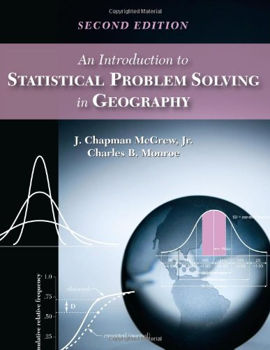 9781577666332: An Introduction to Statistical Problem Solving in Geography