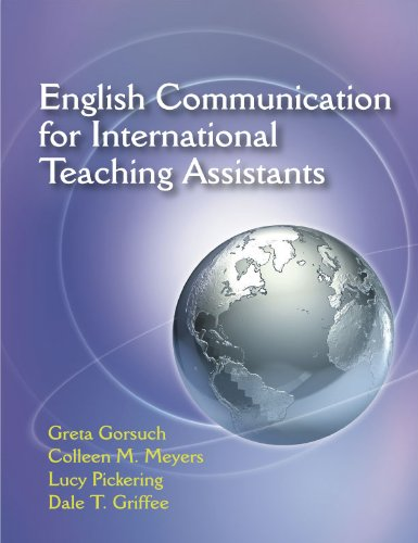 9781577666462: English Communication for International Teaching Assistants
