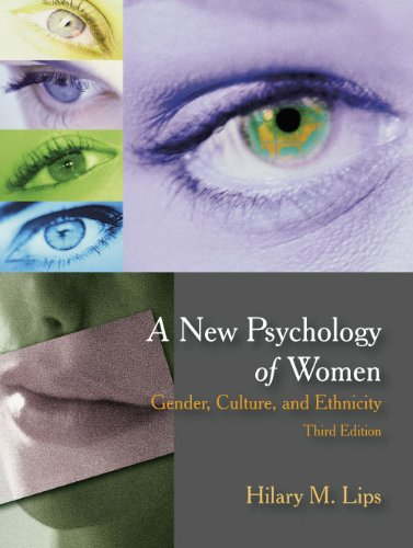 9781577666875: A New Psychology of Women: Gender, Culture, and Ethnicity