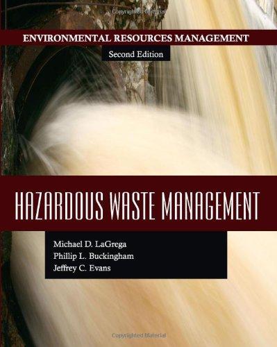 9781577666936: Hazardous Waste Management
