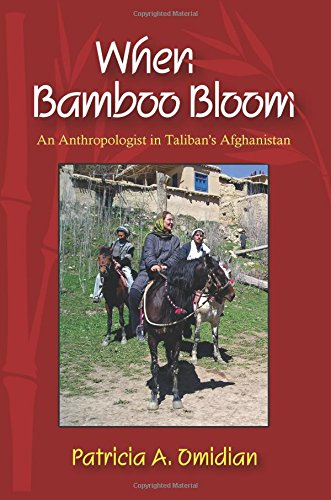 9781577667001: When Bamboo Bloom: An Anthropologist in Taliban's Afghanistan