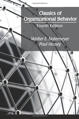 9781577667032: Classics of Organizational Behavior