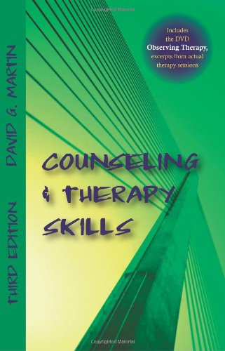 9781577667421: Counseling and Therapy Skills