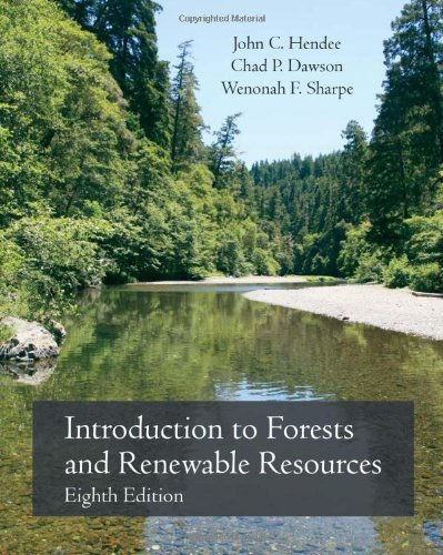 9781577667469: Introduction to Forests and Renewable Resources, Eighth Edition