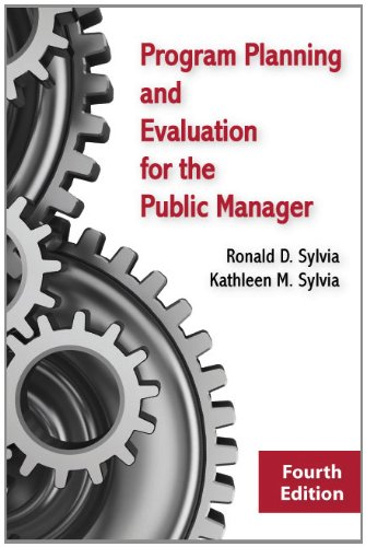 9781577667780: Program Planning and Evaluation for the Public Manager