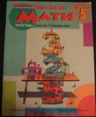 9781577680550: Math: Building Basic Skills Grade 5 (Building Skills)