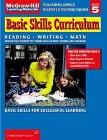 Basic Skills Curriculum: Grade 5: McGraw-Hill Publishing