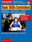 Basic Skills Curriculum: Grade 8: Asp