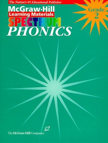 9781577681229: Phonics: Grade 2 (McGraw-Hill Learning Materials Spectrum)