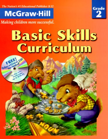 Basic Skills Curriculum, Grade 2: Making Children: McGraw-Hill Companies