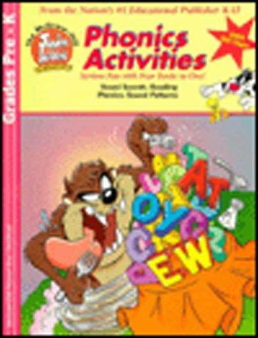 9781577682035: Phonics Activities: Grades Pre - K (Junior Academic Series)