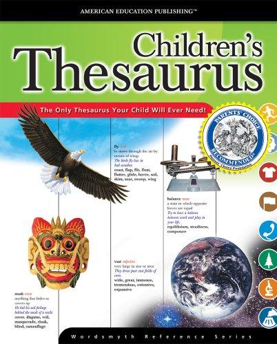 Children's Thesaurus: School Specialty Publishing