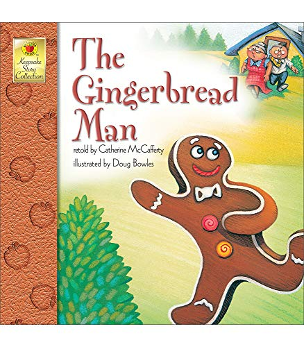 The Gingerbread Man (1577683684) by McCafferty, Catherine