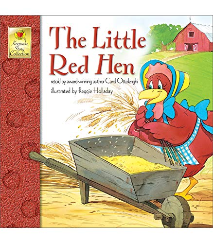 The Little Red Hen: Carol Ottolenghi