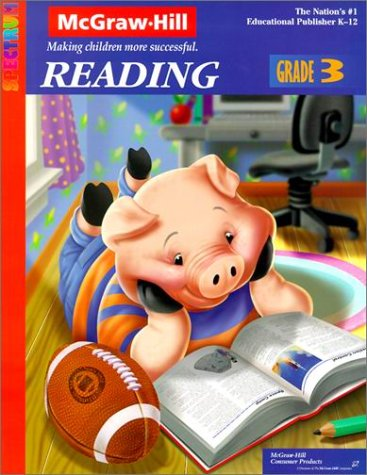 9781577684633: Spectrum Reading, Grade 3 (McGraw-Hill Learning Materials Spectrum)